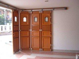 Rel Pintu Dorong