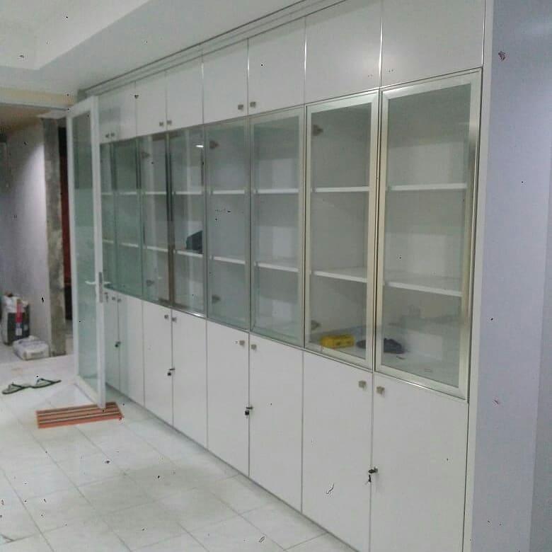 Kusen Jendela Aluminium